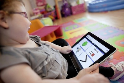 Educational Psychology Research On Children With Developmental Disabilities Using Expensive ICT Devices