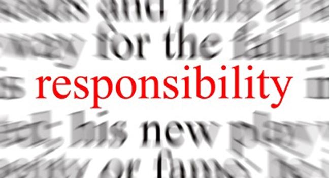 Redefining Responsibility