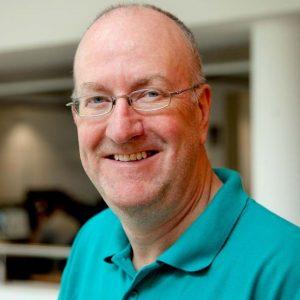 Professor Derek McAuley