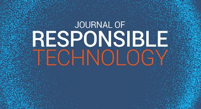 Cover image of Journal of Responsible Technology